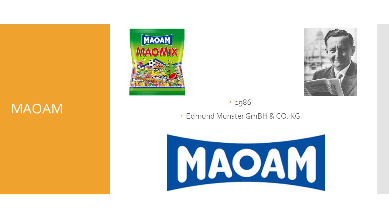 MAOAM  1986  Edmund Munster GmBH & CO. KG