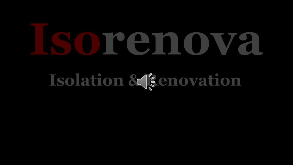 Isorenova Isolation & Renovation