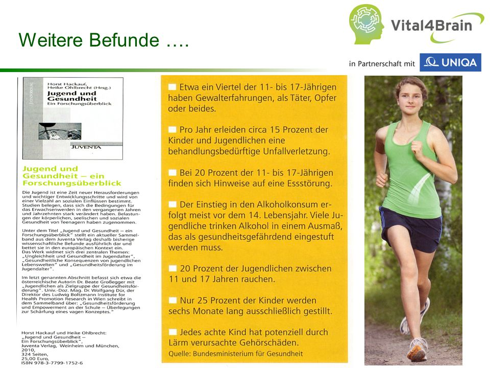 Chart 27 Weitere Befunde ….
