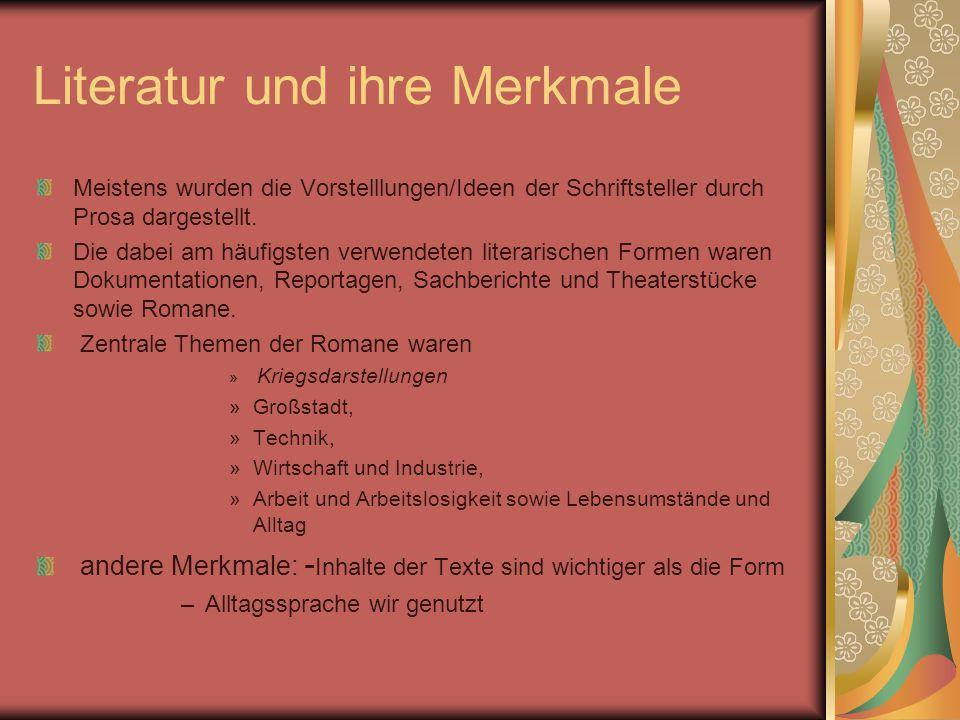 Kurt Tucholsky – Ideal und Wirklichkeit http://www.literaturwelt.com/epochen/weimrep.html www.literaturwelt.com/epochen/weimrep.html http://www.literaturwelt.com/epochen/weimrep.htmlwww.literaturwelt.com/epochen/weimrep.html http://www.literaturwelt.com/epochen/weimrep.htmlwww.literaturwelt.com/epochen/weimrep.html http://www.literaturwelt.com/epochen/weimrep.htmlwww.literaturwelt.com/epochen/weimrep.html