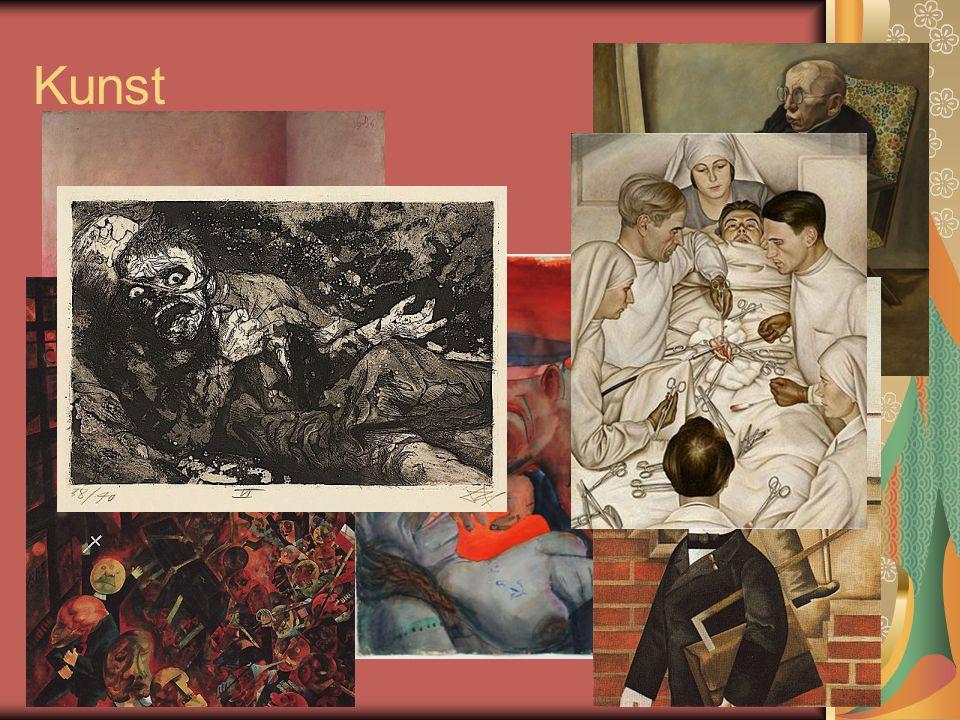 Ziele der Künstler Die Neue Sachlichkeit verfolgte das Ziel, die Wirklichkeit möglichst real darzustellen und wiederzugeben.
