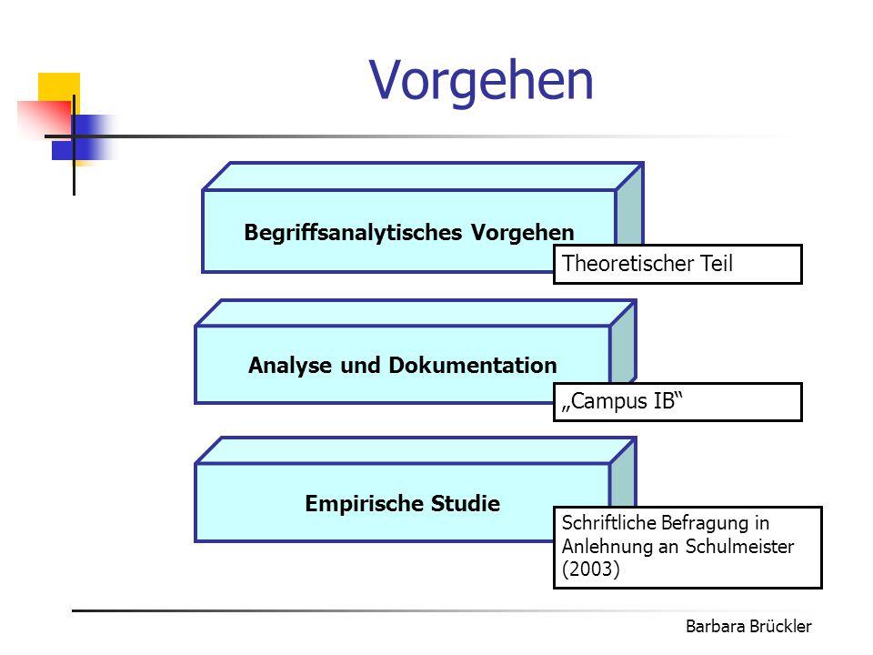 """Barbara Brückler State of the Art """"Eine Lernplattform, auch LMS genannt, ist eine Software, die zur Unterstützung der Organisation und Administration der Benutzer und Inhalte dient und webunterstützte Lehr- und Lernprozesse ermöglicht. Abb.: Zwei Typen virtueller Lehre entnommen aus Schulmeister (2005)"""