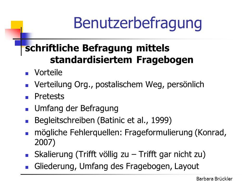 Barbara Brückler Datenauswertung Kreisdiagramme Säulendiagramme