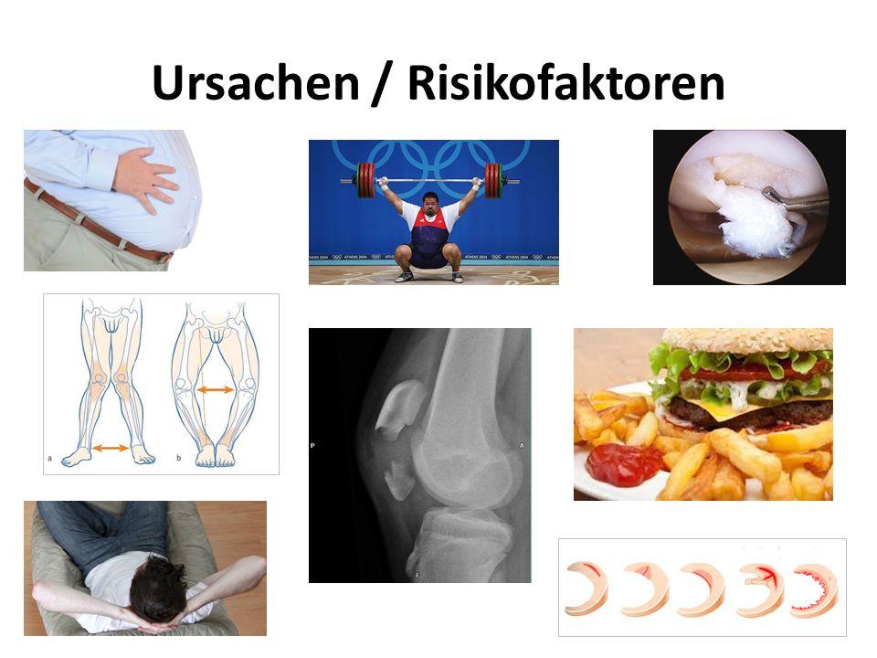Ursachen / Risikofaktoren