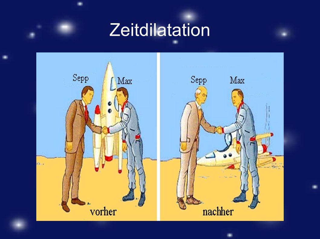 Zeitdilatation