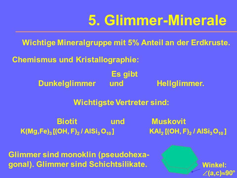Amphibole Amphibol-Spaltbarkeitswinkel sind mineraltypisch. Amphibol senkr. [001] Spaltwinkel: 124°