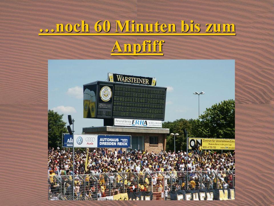 Aufstiegspiel Aufstiegspiel 1. FC Dynamo 1. FC Dynamo Dresden Dresden Gegen Neumünster 30.05.2004 1. FC DYNAMO DRESDEN