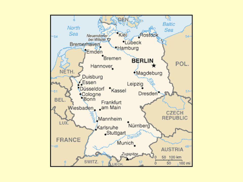 Länder in Europa Länder mit Grenzen zu Deutschland –Polen –Dänemark –Österreich –Luxemburg –Belgien –Tschechische Republik –die Schweiz –die Niederlande –Frankreich andere Länder in Europa –Irland –Italien –England –Spanien –Norwegen –Schweden