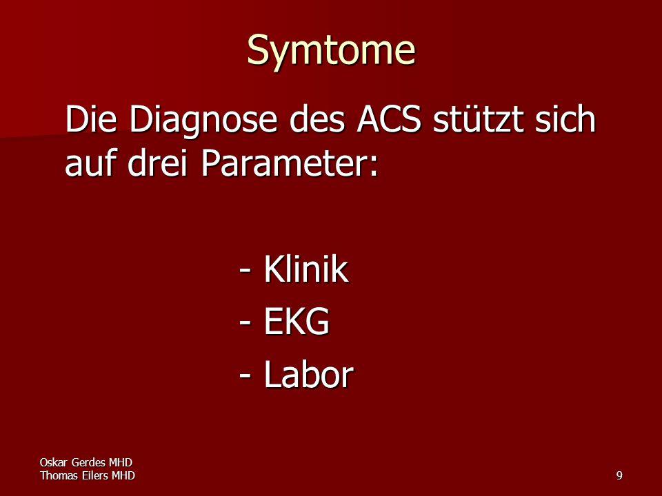 Oskar Gerdes MHD Thomas Eilers MHD10 Klinik Unruhige Pat.
