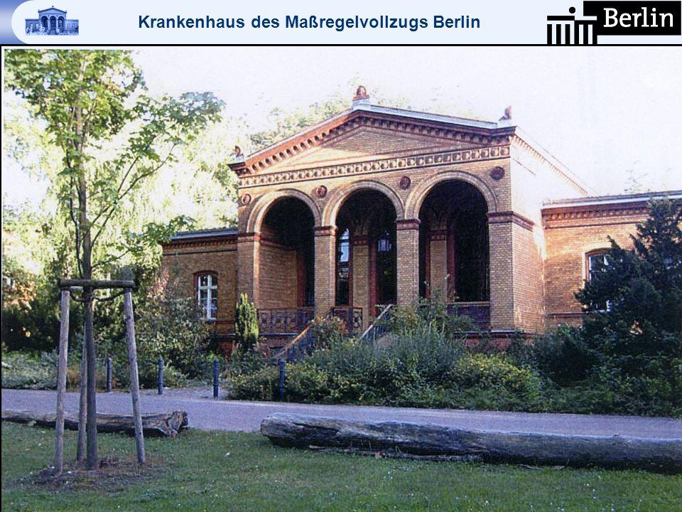 Krankenhaus des Maßregelvollzugs Berlin Veränderungsbedarf im Maßregelrecht Erheblichkeitsschwelle Fristen Neuerung bei Begutachtungen 12