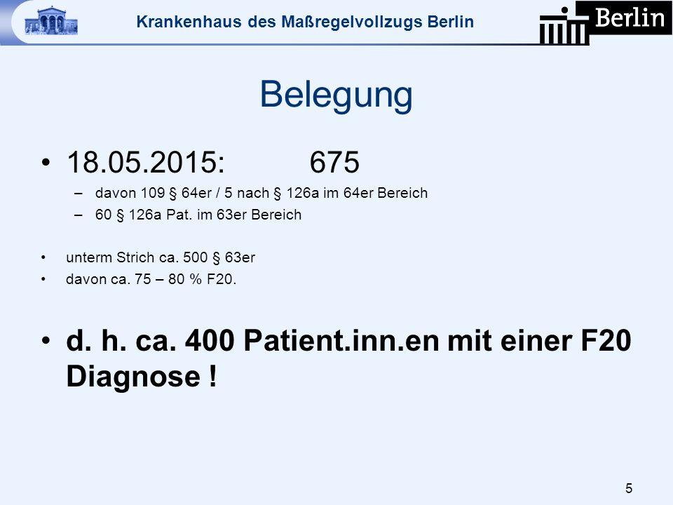 Krankenhaus des Maßregelvollzugs Berlin 16