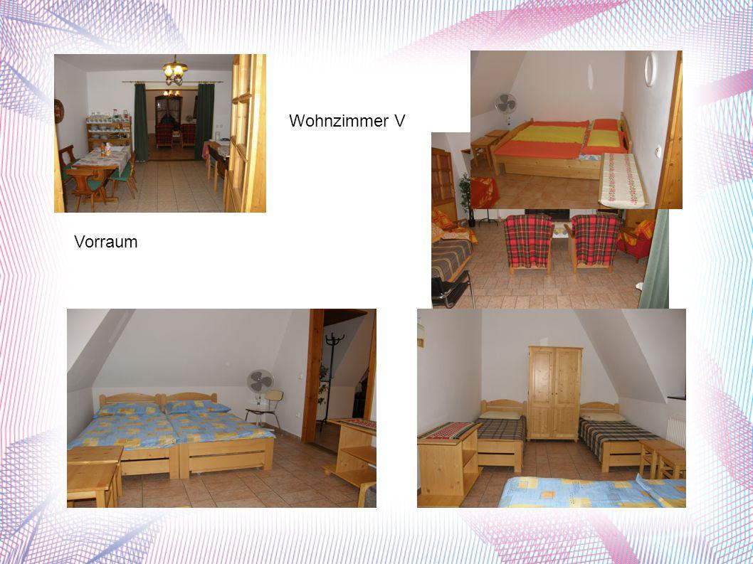Wohnzimmer V Vorraum