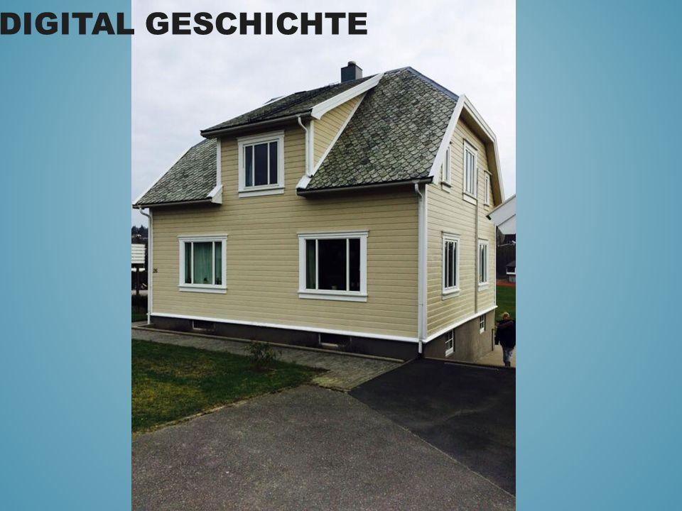 DIGITAL GESCHICHTE