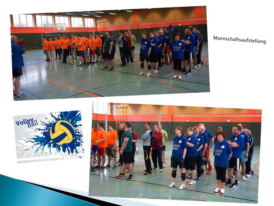 Freundschaftsturnier Volleyball Am 5.03.2015 gegen 17.00 Uhr startete das Freundschaftsturnier im Volleyball mit und gegen unsere Gäste vom Ministerium für Landwirtschaft und Umwelt sowie Spielern vom SV Fortuna Magdeburg e.V.
