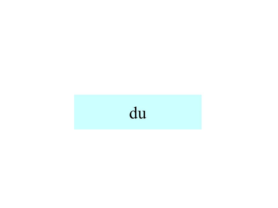you (singular)
