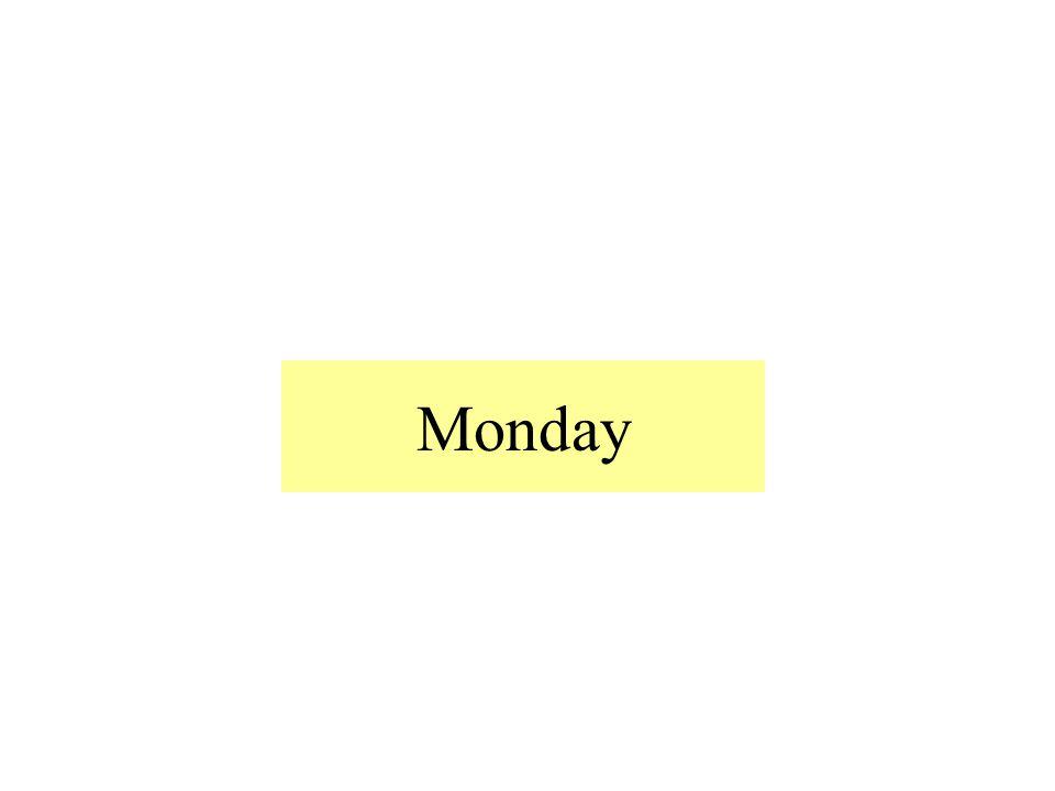 der Dienstag