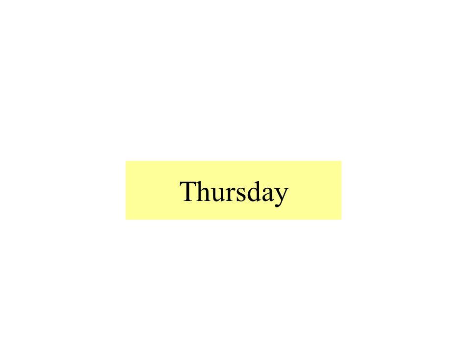 der Montag