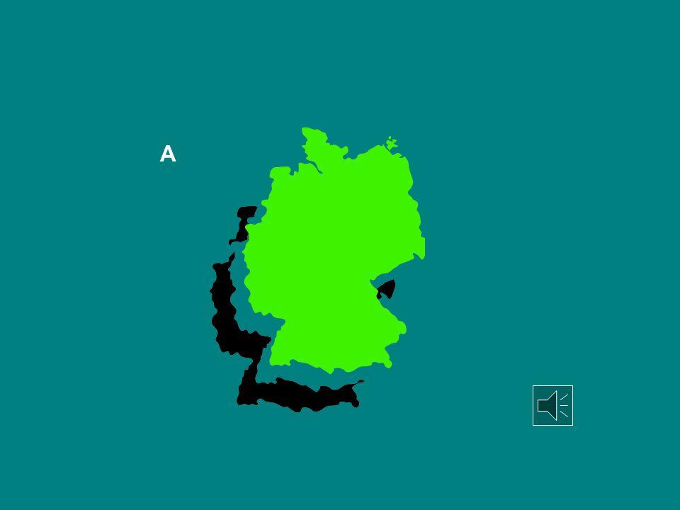 Mein Lieblingsfach ist ….. Erdkunde Deutschland: Bild A, B oder C? ABC