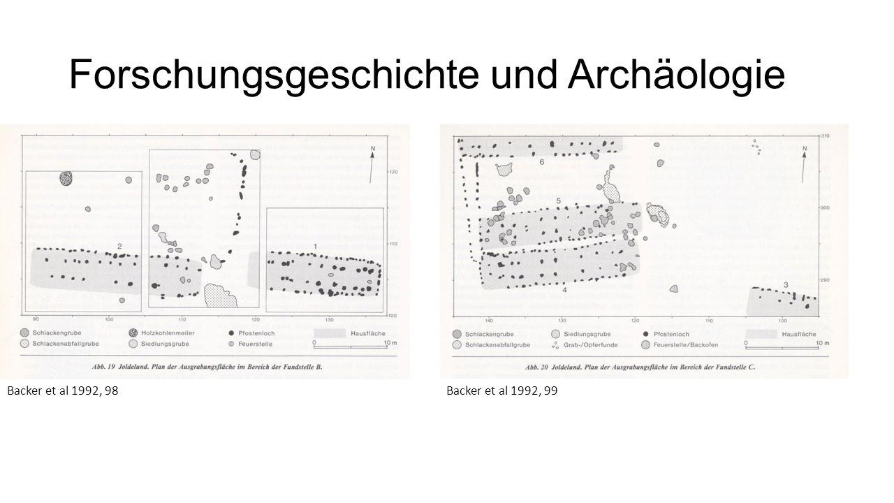 Forschungsgeschichte und Archäologie Backer et al 1992, 98Backer et al 1992, 99