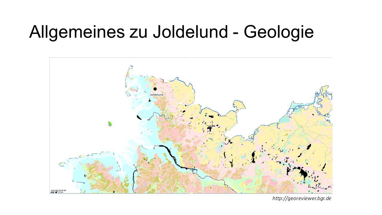 Allgemeines zu Joldelund - Geologie http://georeviewer.bgr.de