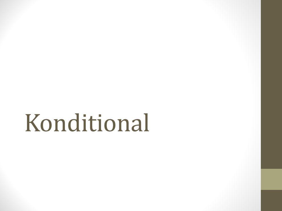 Auf finnisch = konditionaali (-isi pääte)  Haluaisin syödä jäätelön.