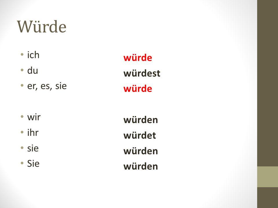 Beispielsätze Ich würde gern nach Österreich fahren.