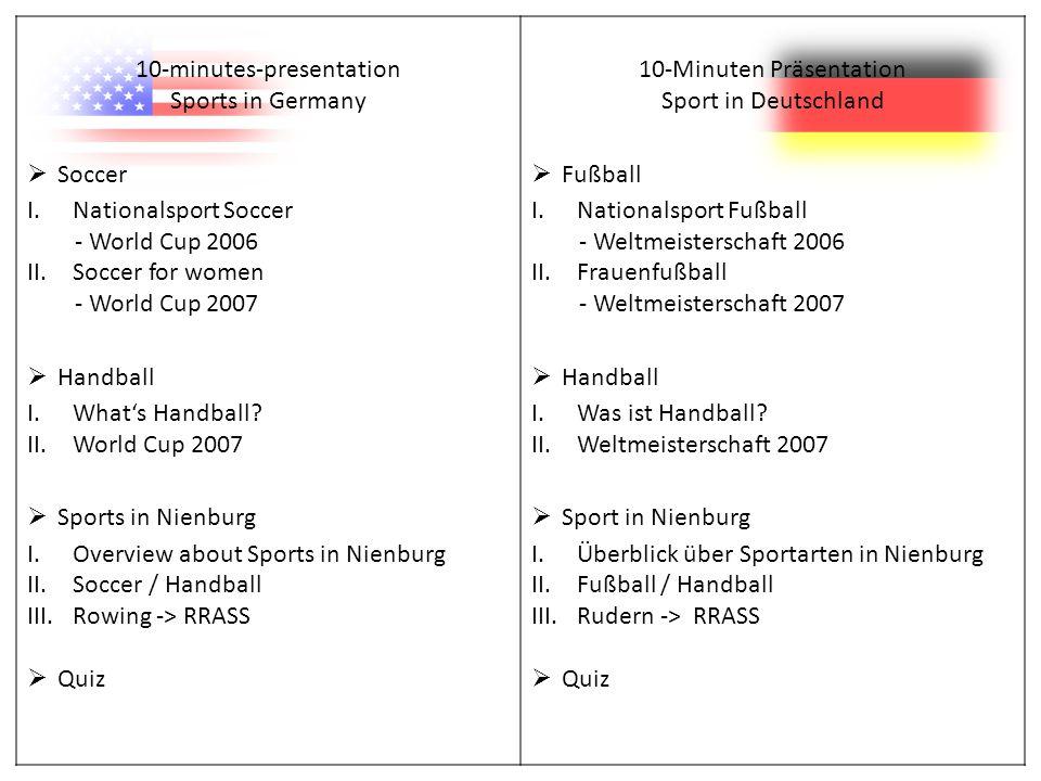 Nationalsport Soccer – Nationalsport Fußball