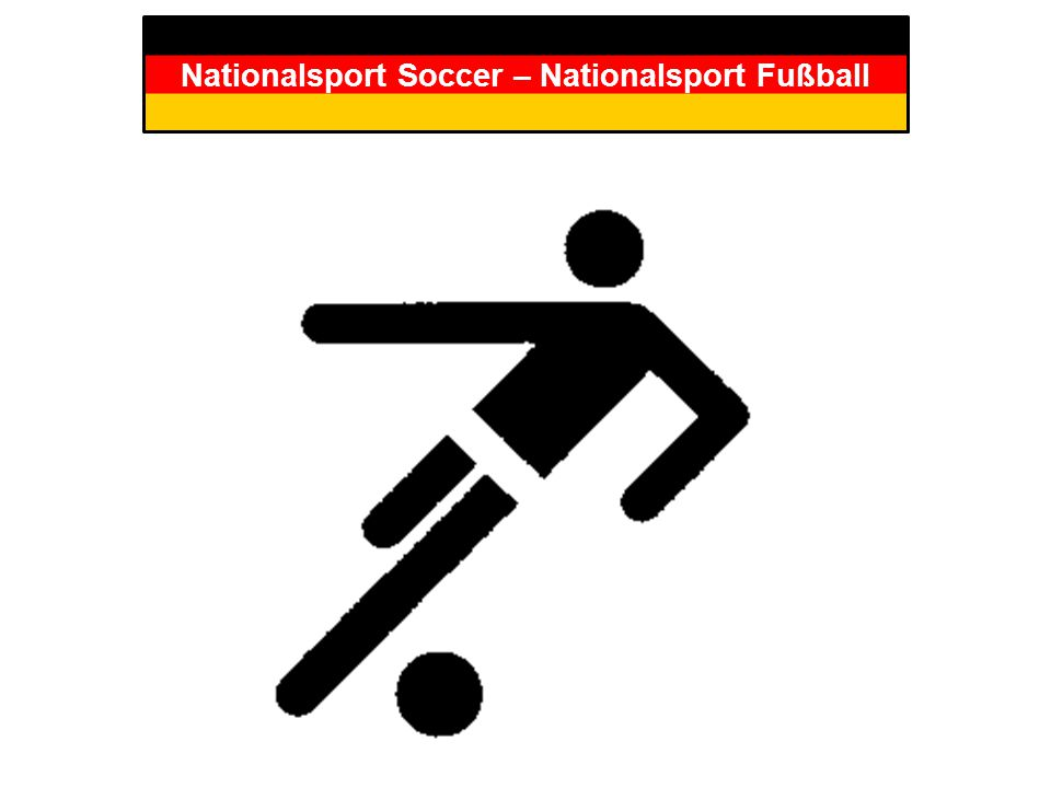 Nationalsport Soccer – Nationalsport Fußball