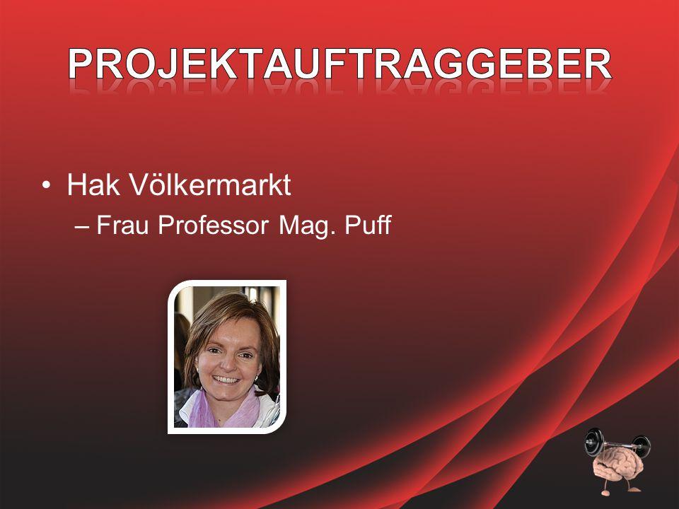 Hak Völkermarkt –Frau Professor Mag. Puff
