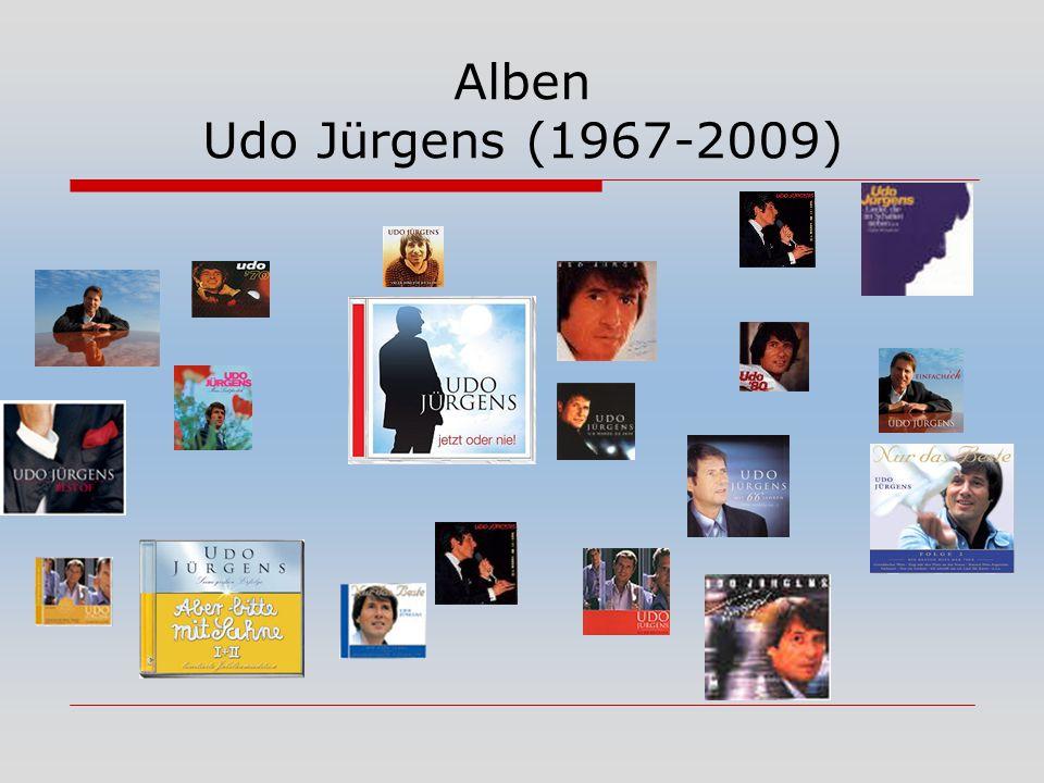 Alben Udo Jürgens (1967-2009)