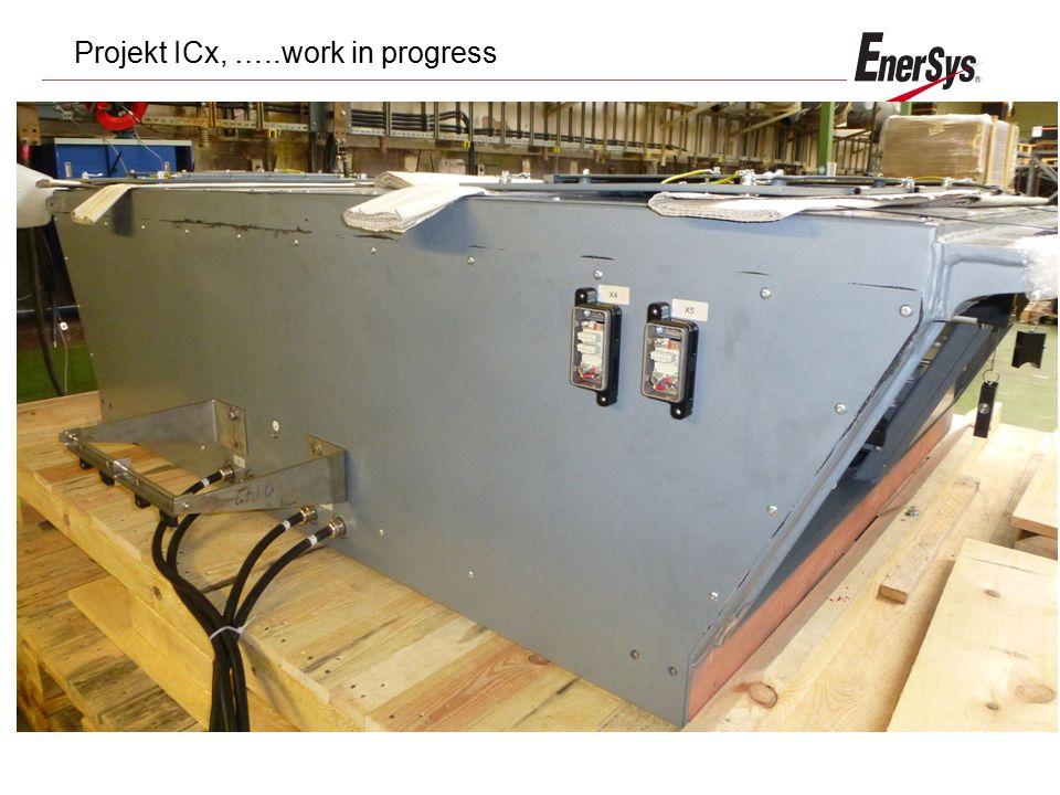 Projekt ICx, …..work in progress