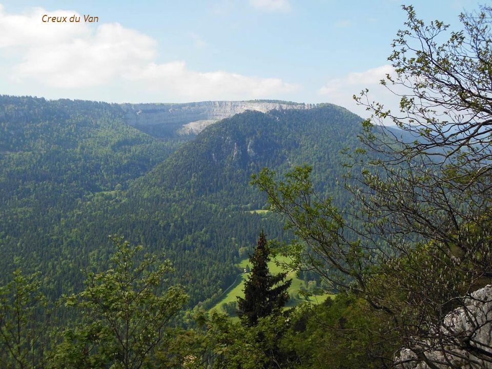 Jura-Höhenweg Noiraigue