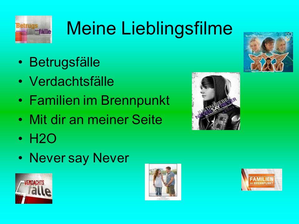Meine Lieblingssänger/in Katy Perry Avril Lavigne Kesha Rihanna Miley Cyrus Emily Osmet