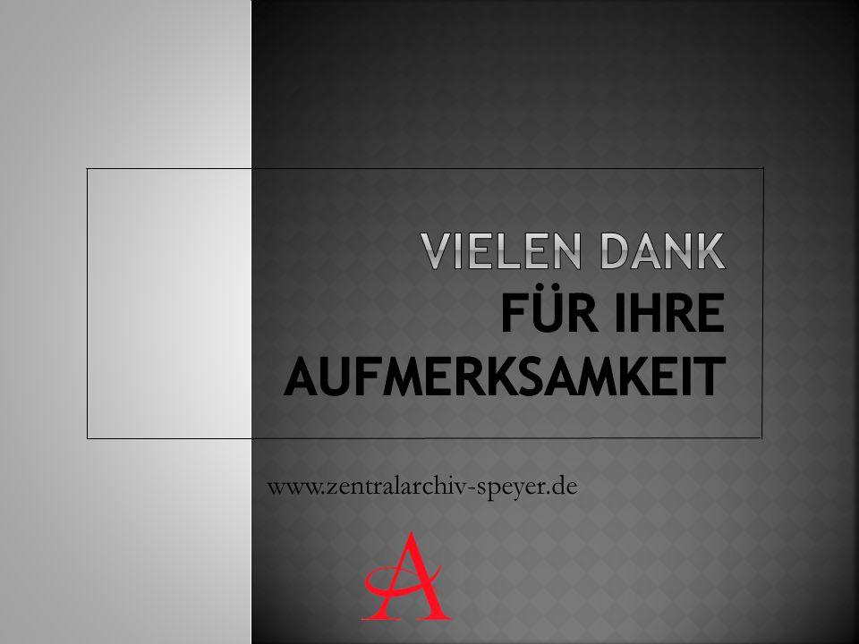 www.zentralarchiv-speyer.de
