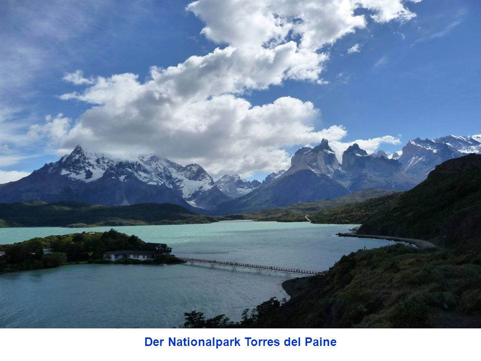 Der Nationalpark Torres del Paine