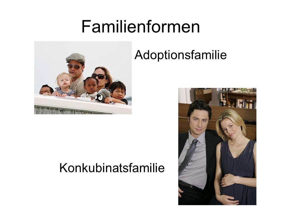 Familienformen Gleichgeschlechtliche Paare