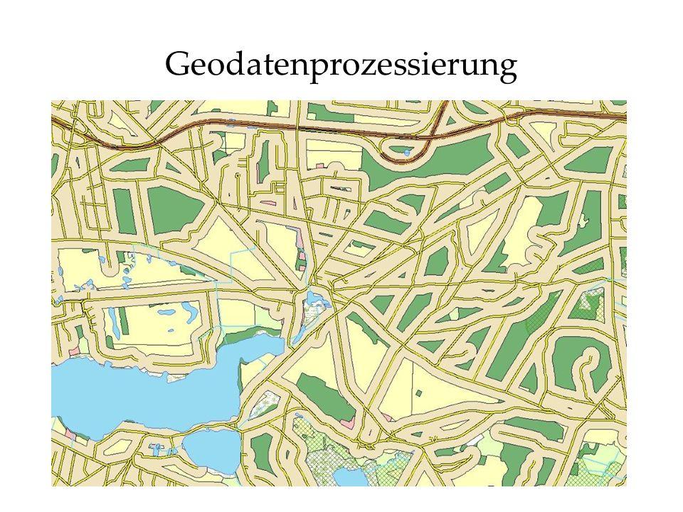 Geodatenprozessierung