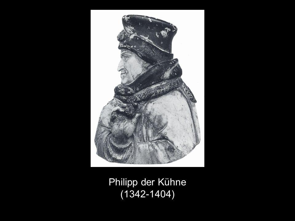 Philipp der Kühne (1342-1404)