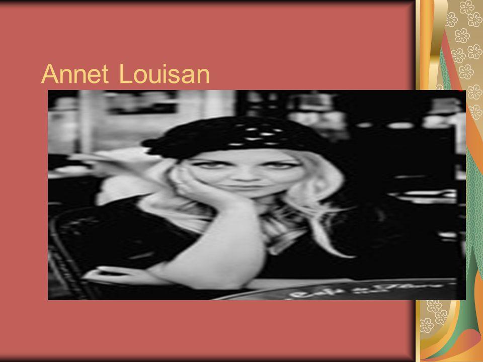 Annett Louisan ist eine deutsche Sängerin,die am zweiten April 1977 in Havelberg geboren.Sie lebt jetzt mit ihrer Familie in Hamburg.