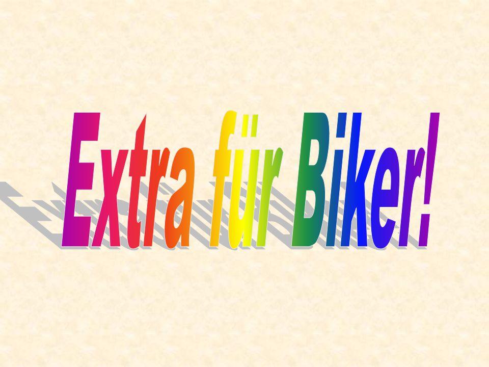 ...als die Biker laufen lernten