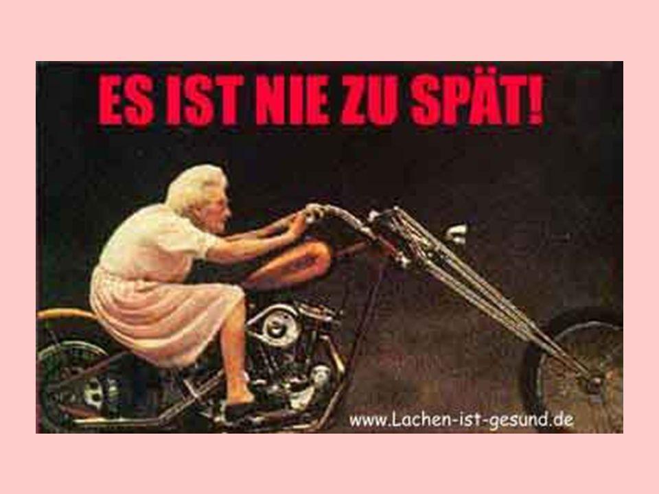 Das wahre Herz eines Biker's!