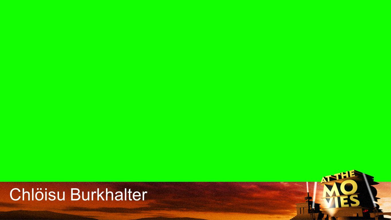 Chlöisu Burkhalter