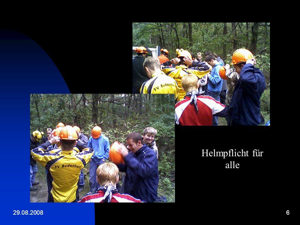29.08.20086 Helmpflicht für alle