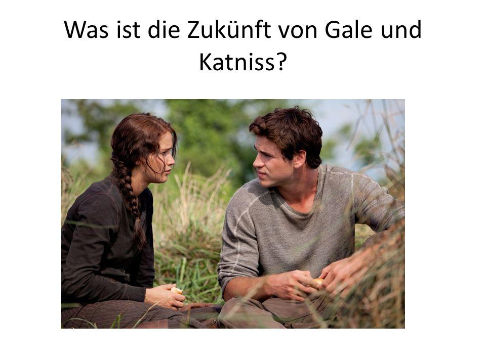 Was ist die Zukünft von Gale und Katniss