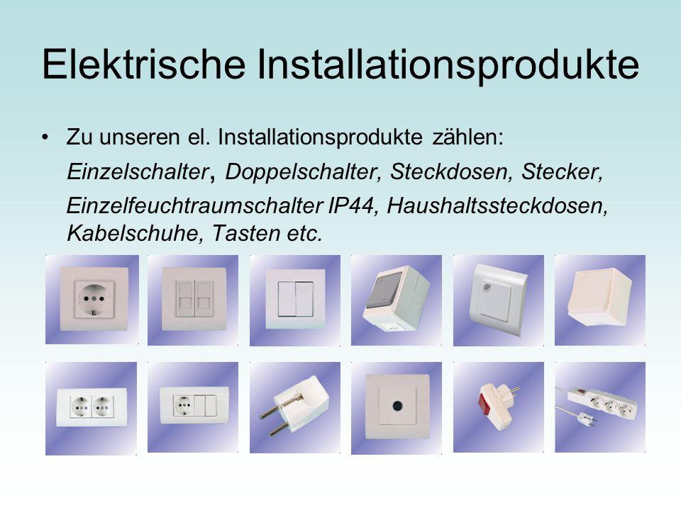 Elektromechanische Bauelemente EME AD hat langjährige Erfahrung, Wissen und Möglichkeiten für das Produzieren von zuverlässigen elektromechanischen Bauelementen und Fertigprodukten von bester Qualität.