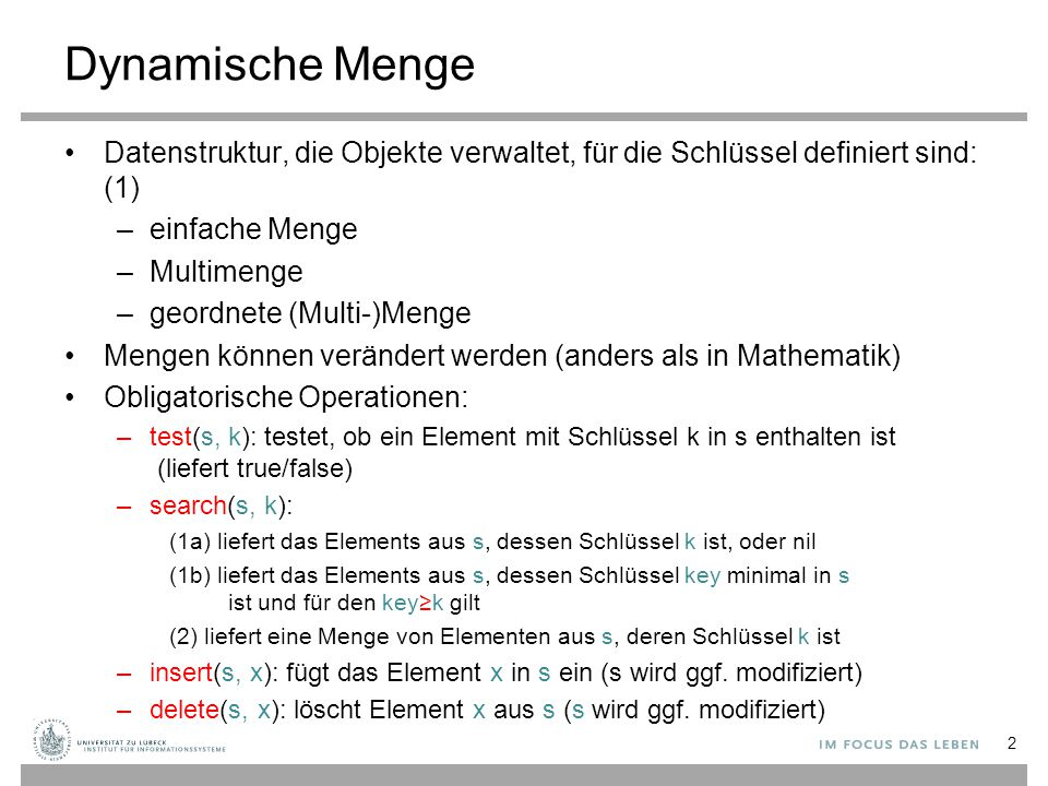 43 Delete(14) 101228∞ 14 10 5 5 14 12 http://www14.in.tum.de/lehre/2008WS/ea/index.html.de