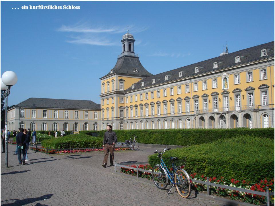 Kapitel 1 © 2000 Prof.. Dr. Rainer Manthey Deduktive Datenbanken7... ein kurfürstliches Schloss
