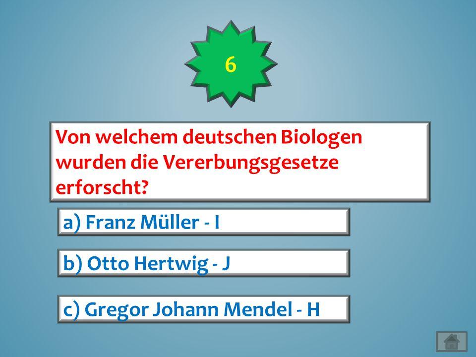 7 In welcher Stadt wurde der Universalgelehrte Gottfried Wilhelm Leibniz geboren.