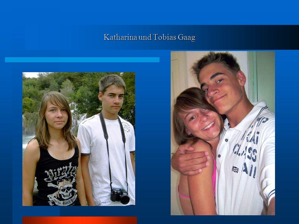 Katharina und Tobias Gaag
