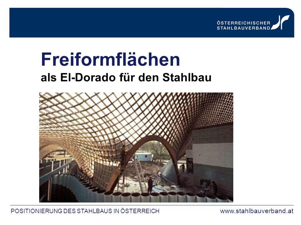 Freiformflächen als El-Dorado für den Stahlbau